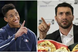 Кличко может выйти в ринг с чемпионом Олимпиады в Рио