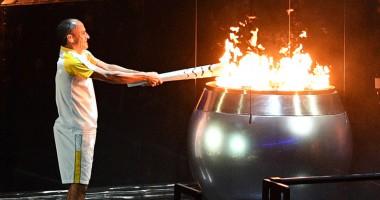 Церемония открытия Олимпийских игр в Рио: Полное видео
