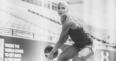 Красотка пятницы: Эффектная легкоатлетка, ради которой ты будешь смотреть Олимпиаду