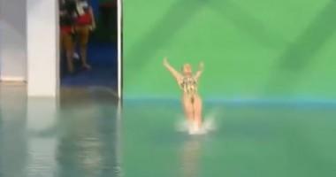 Полный ноль: Российская прыгунья в воду провалилась на Олимпиаде