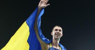 Прыжок Бондаренко на Олимпиаде, который принес ему бронзовую медаль