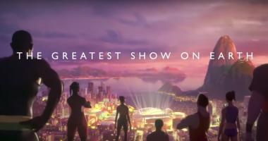 Британский телеканал представил красочный видеоролик к Олимпиаде-2016