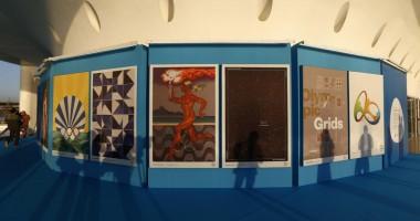 В Рио представили постеры Олимпиады-2016