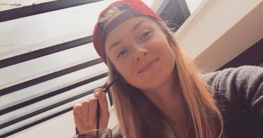 Девушка дня: Украинка, которой по силам даже первая ракетка мира