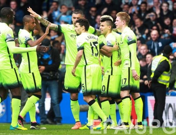 Манчестер Сити разгромил Челси