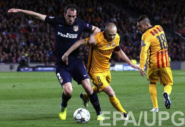 Сегодня Барселона и Бавария попробуют выйти в полуфинал Лиги чемпионов