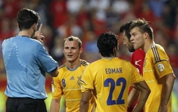 Зозуля не поможет сборной Украины в матче с Сан-Марино