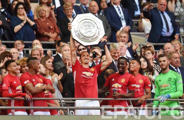 Ибрагимович: Суперкубок Англии— первый трофей, который мыпривезем домой