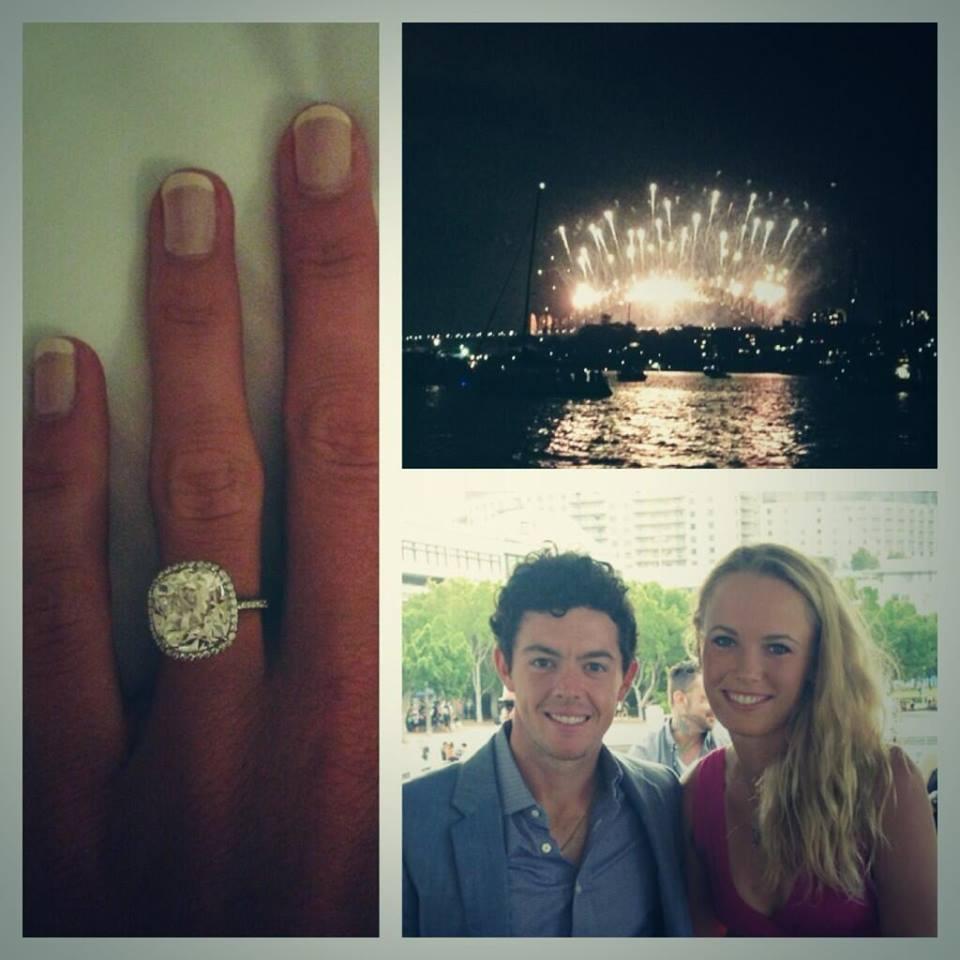 Рори и Каролин решили пожениться