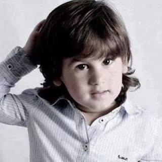 Так выглядел Месси в детстве