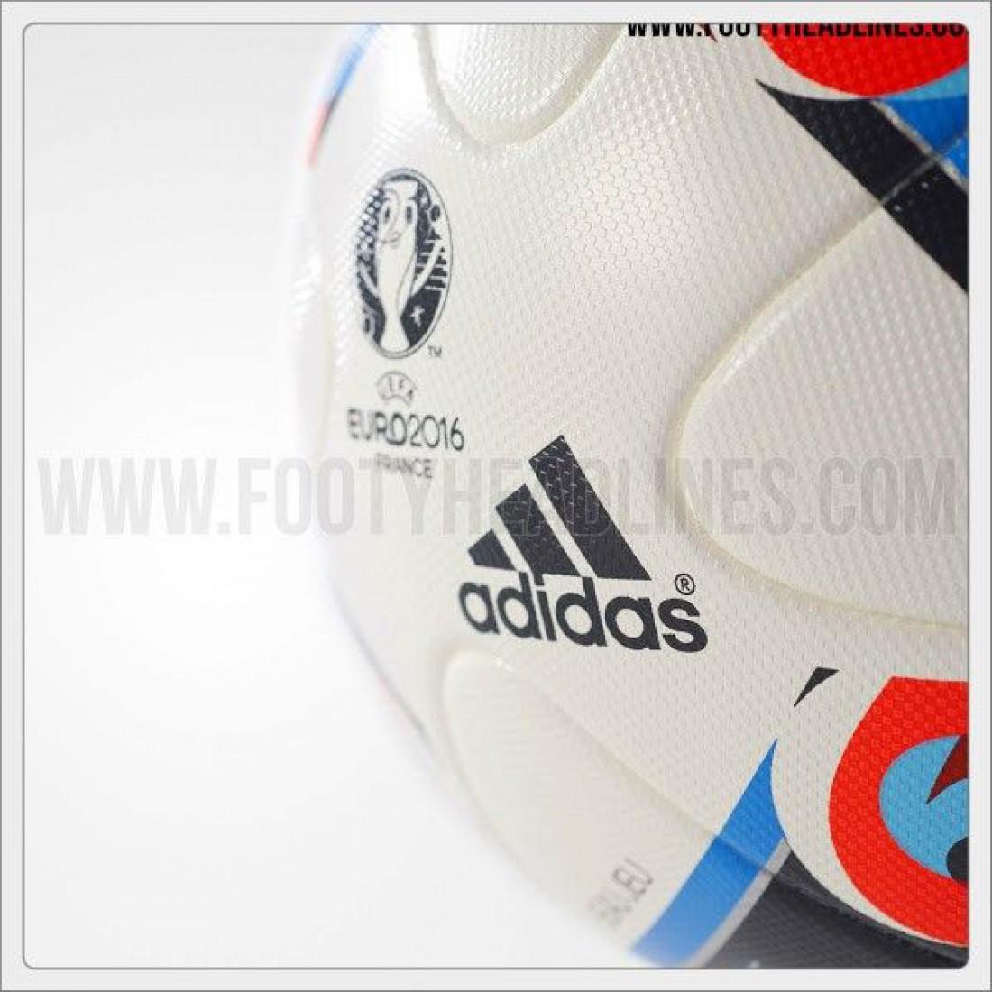 Официальный мяч Евро-2016