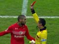 Судья удалил с поля троих игроков за 30 секунд в матче Кубка Мексики