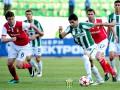 Лига Европы: Карпаты не оставили шансов Сент-Патрикc