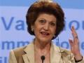 Комиссар ЕС по вопросам спорта проигнорирует матчи Евро-2012 в Украине