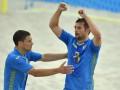 Сборная Украины по пляжному футболу вышла в суперфинал Евролиги