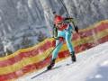 Биатлонистка Меркушина - лучшая спортсменка декабря в Украине