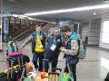 Украинские фигуристы и саночники высадились в Сочи
