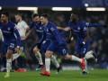 Челси победил Тоттенхэм и сыграет с Ман Сити в финале Кубка Лиги