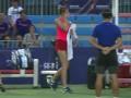 Кристина Плишкова снялась с матча после того, как засунула палец в вентилятор