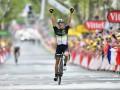 Хаген победил на 19-м этапе Тур де Франс