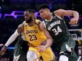 НБА: Лейкерс обыграли Милуоки, Атланта уступила Вашингтону