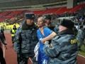 Прощай, оружие. Матчи чемпионата России по футболу обойдутся без ОМОНа