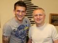 Защитнику Динамо сделали операцию на колене