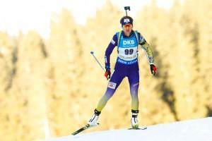 Стал известен состав сборной Украины на женский спринт в Оберхофе