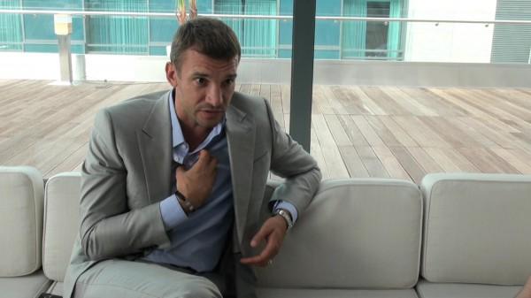 Андрей Шевченко не стал обсуждать Объединенный чемпионат
