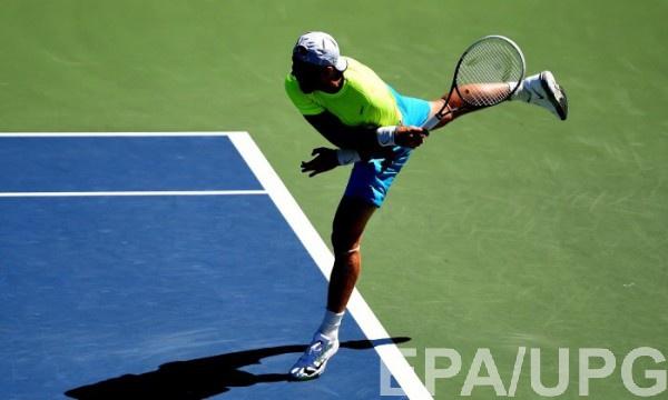 Илья Марченко впервый раз вышел в3-й раундUS Open