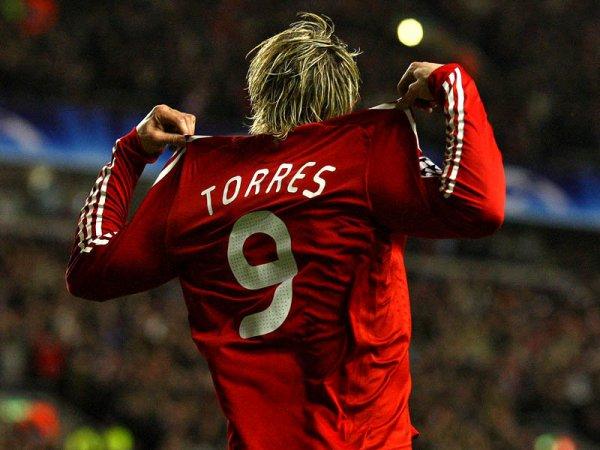 Торрес забивал много, но так и не смог выиграть ни одного значимого турнира с Ливерпулем