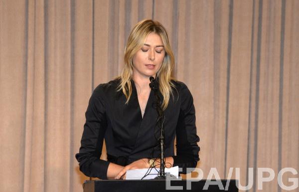 Мария Шарапова призналась, что употребляла мельдоний