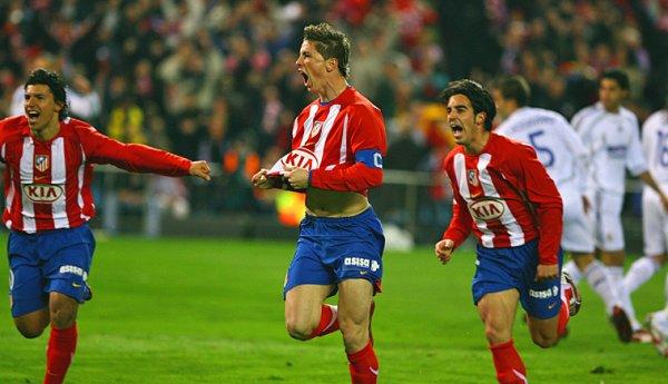19-летний капитан. Торрес в юном возрасте начал выводить Атлетико на поле