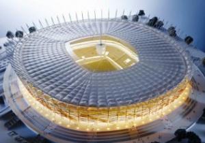 Открытие стадиона к Евро-2012 в Варшаве запланировано на ноябрь