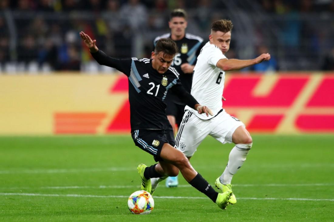 Германия - Аргентина: видео голов