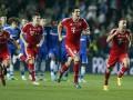 Бавария - Челси: Гвардиола с помощью удачи побеждает Моуринью