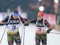 Пидгрушная и Семенов заняли предпоследнее место в Рождественской гонке