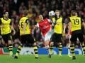 Арсенал - Боруссия Д - 2:0. Видео голов матча Лиги чемпионов