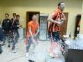 Брызги шампанского и крики радости: как Шахтер праздновал победу в раздевалке