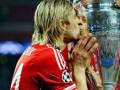 Тимощук привезет в Украину кубок Лиги чемпионов