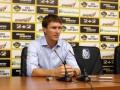 Главный тренер Ворсклы недоволен ничьей с Черноморцем