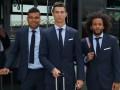 Реал прилетел в Киев на финал Лиги чемпионов
