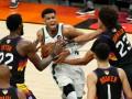Финикс обыграл Милуоки в первом матче финальной серии НБА
