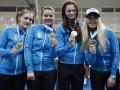 Украинские саблистки победили россиянок и взяли золото на этапе Кубка Мира