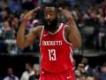 Эффектный бросок Хардена через себя – среди лучших моментов дня в НБА