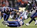 Ученые исследуют экс-игроков в американский футбол на предмет деградации мозга