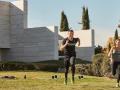О мышцах Роналду заботится многодетная бегунья