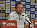 Шевченко огласил состав сборной Украины на матчи против Эстонии и Сербии