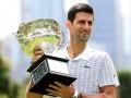 Рейтинг ATP: Джокович - первая ракетка мира, Стаховский поднялся на одну позицию