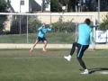 Вратарь Зенита попытался повторить известный пенальти в исполнении Халка